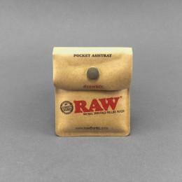 RAW Taschen Aschenbecher