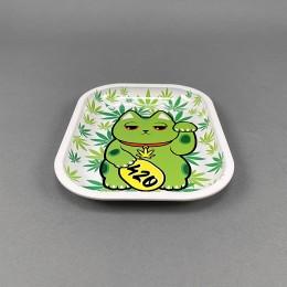 Rolling Tray 'Maneki Neko'