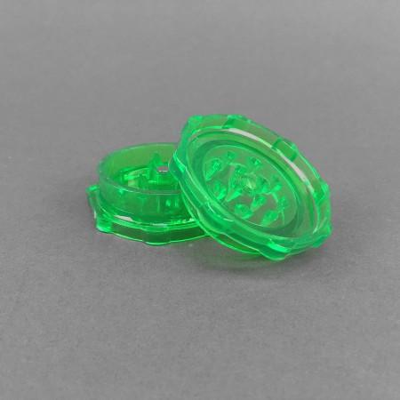 Acrylgrinder grün