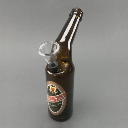 Glasbong Beer Bottle