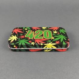 Metall Box '420 Rasta'