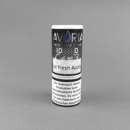 Liquid Ice Fresh Apple (0mg/ml) Avoria