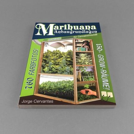 Marihuana Anbaugrundlagen J. Cervantes