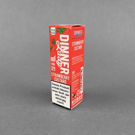 Liquid - Strawberry Custard - 3 mg/ml