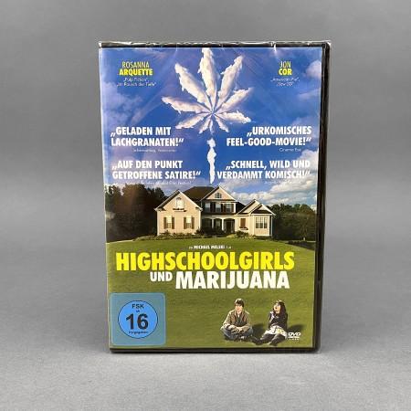 DVD 'Highschoolgirls & Marijuana'
