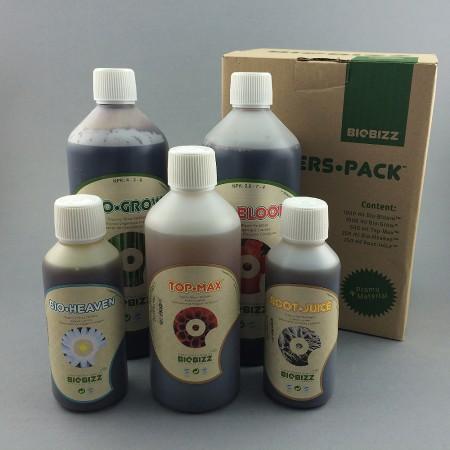 BioBizz Starters Pack organischer Dünger