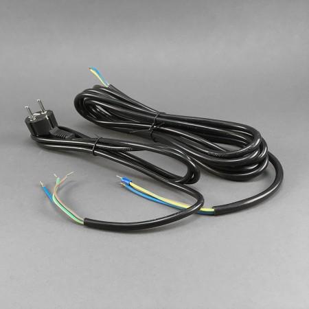 Kabelset mit Netzstecker und Feuchtraumkabel
