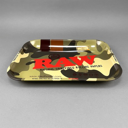 RAW Rolling Tray 'Camouflage' large