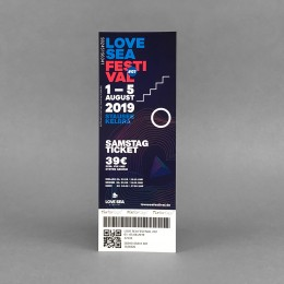 Ticket Love Sea 2019 Samstag