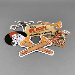 RAW Sticker Set 'RAW Collection'
