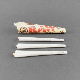 RAW Cones Organic King Size, 3er Pack