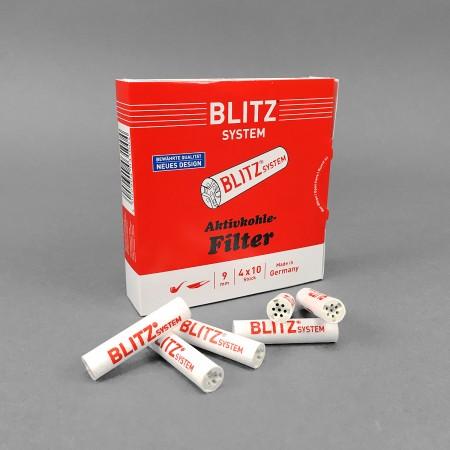 BLITZ Aktivkohlefilter, 40er