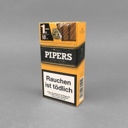 PIPERS Club Cigars Gold