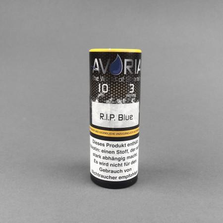 Liquid R.I.P Blue (3mg/ml) Avoria