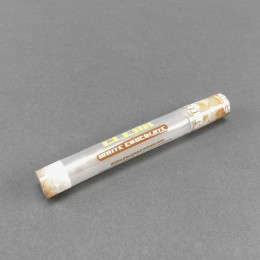 Cyclone Blunt Clear White Chocolate