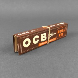 Papers OCB Virgin KS Slim Roll Kit