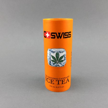 Swiss Cannabis Ice Tea 0,25 l