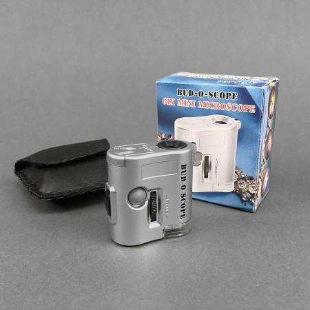 Mikroskop 60 x Vergrößerung mit LED