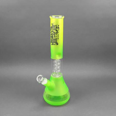 Amsterdam Glass Bong 'Pumpkin'