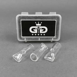 Grace Glass Big Tips für 8 mm AKF