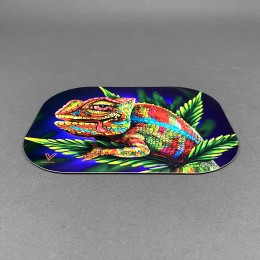 Rolling Tray Cover 'Chameleon' small
