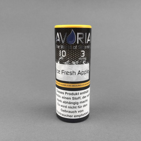 Liquid Ice Fresh Apple (3mg/ml) Avoria