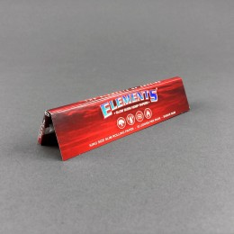 Papers Elements Red King Size Slim