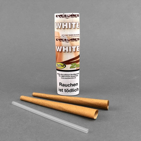 Cyclone Blunt White