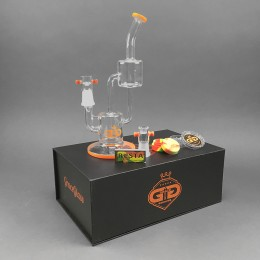 Grace Glass Bong 'Message in a Box'