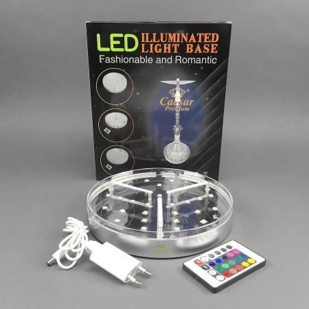 Shisha LED Untersetzer