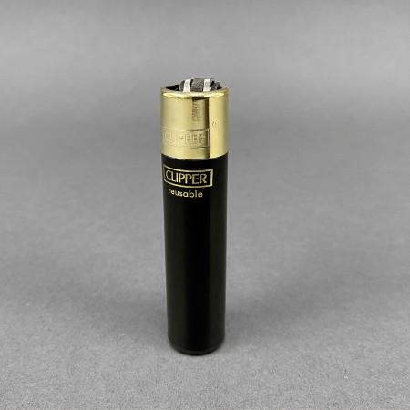 CLIPPER® Feuerzeug Gold Cap