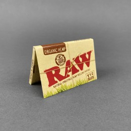 Papers RAW Organic 1 1/2 Size