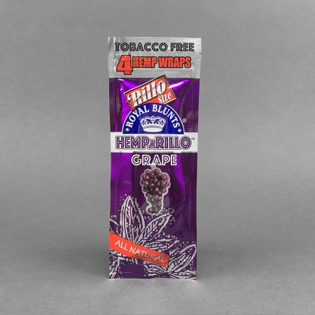Hemparillo Hemp Wraps Grape