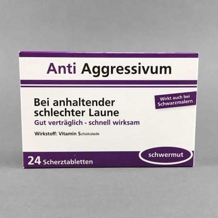 Scherztabletten - Anti Aggressivum