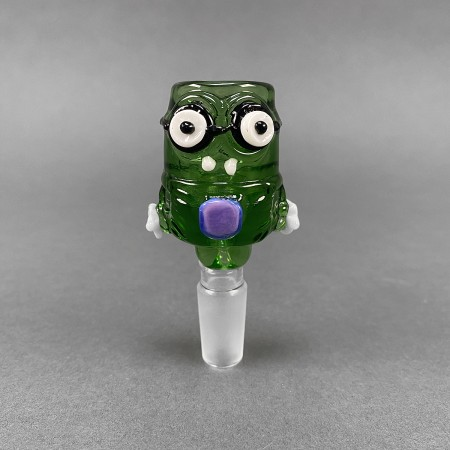Glaskopf (02) Crazy Scientist