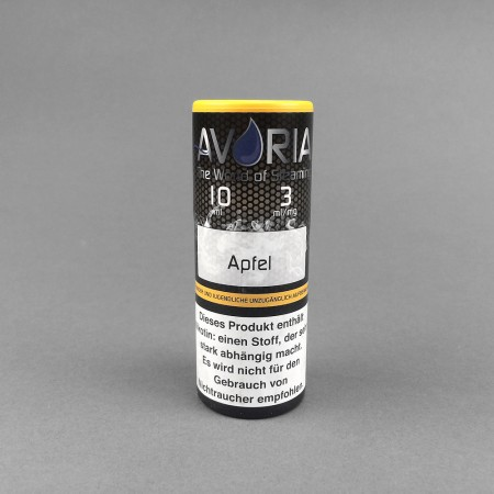 Liquid Apfel (3mg/ml) Avoria