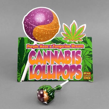 CannaPops - Purple Haze