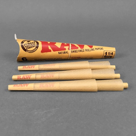 RAW Cones 1 1/4 Size, 6er Pack