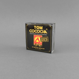 Tom Cococha Gold Kokoskohle, 135 g