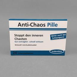 Scherztabletten - Anti-Chaos Pille