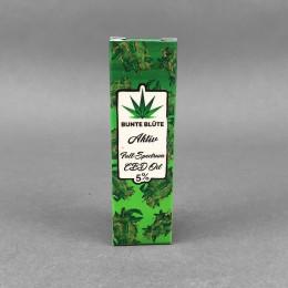 Bunte Blüte Relax CBD Öl 5 %