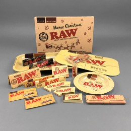 RAW Christmas Box