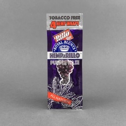 Hemparillo Hemp Wraps Purple Haze
