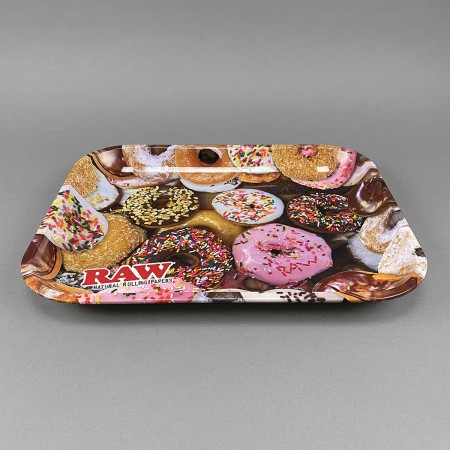 RAW Rolling Tray 'Donut' large