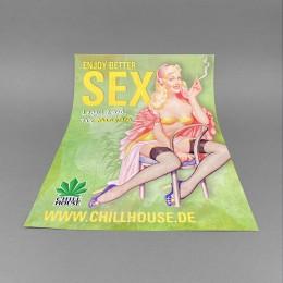 CH Retro Poster 'Better Sex'