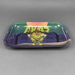 Rolling Tray 'AK47'