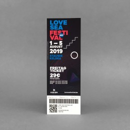 Ticket Love Sea 2019 Freitag