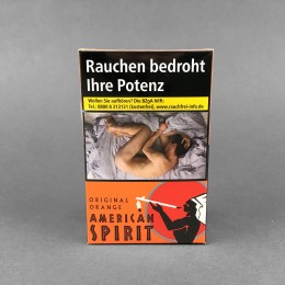 Zigaretten American Spirit Orange