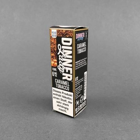 Liquid - Caramel Tobacco - 6 mg/ml