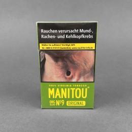 Zigaretten Manitou Organic No.9